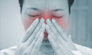 8 Ways to Get Rid of a Sinus Infection