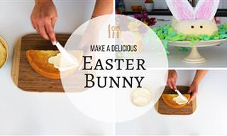 Make a Delicious Easter Bunny