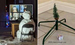 Hilarious Photos - 2020 Christmas Edition