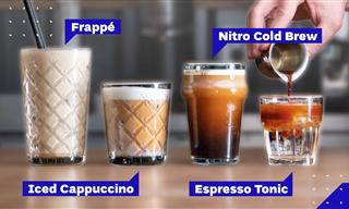 Try These Refreshing Iced Coffee Drinks!