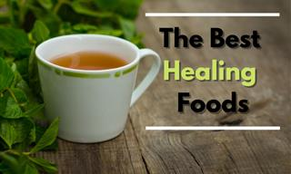 10 Healing Foods That Can Help Your Body Mend Faster