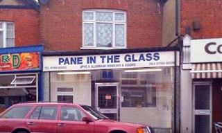 You Will Look Twice at These Catchy & Funny Business Names
