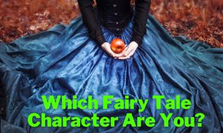 Personality Test: Which Fairy Tale Character Are You?
