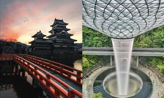 24 Photos Highlight the Beauty of Buildings in the World