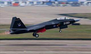 Fifth Generation Fighter Jets