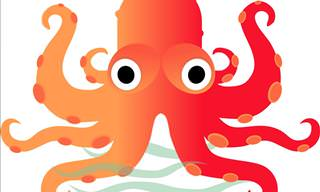 Joke: An Octopus at the Pub