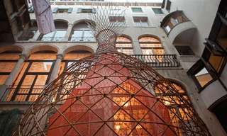 The Warka Towers: Water Out of Air.