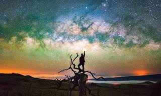 Ulderico Granger's breathtaking astrophotography