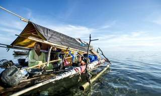 The Amazing Lives of the Bajau Laut - The Sea Nomads.