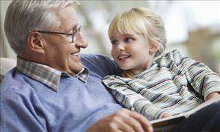The Importance of Grandparents to Grandchildren