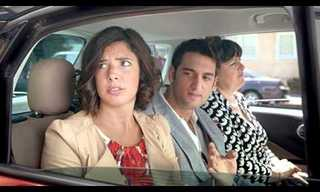 Buy a Car, Get an Italian Family - Hilarious!