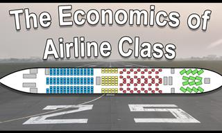 Why Are Airplanes Divided Into Different Classes?
