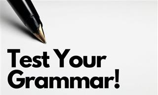 Quiz: Can You Beat Our Latest Grammar Challenge?
