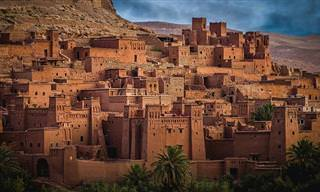10 Amazing Moroccan Destinations In 4K