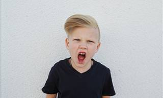 The 10 Tell-Tale Signs That Your Kid Is a Threenager