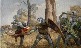 Forgotten Knights Who Were a Part of the Arthurian Legend