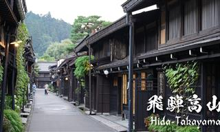 Walk Through Takayama, the Most Traditional Village in Japan