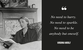 12 Memorable Quotes Virginia Woolf Left Us