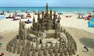 A Gallery of the Most Incredible Sandcastles Ever Seen!