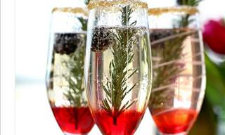 6 Festive Cocktail Recipes for Special Occasions