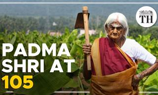 At 105, this Woman is Improving Organic Farming