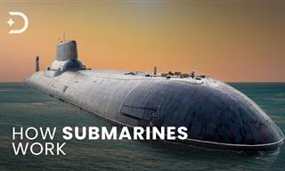 Little-Known Facts About Submarines That'll Surprise You