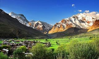Unforgettable Landscapes in the Himalayan Province Ladakh!