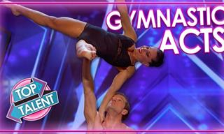 The Skills of These Gymnasts and Acrobats Are Insane!
