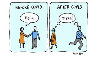 These Comics Show the Funny Side of the COVID-19 Pandemic