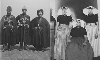 Rare Photos of Early 20th Century Ellis Island Arrivals