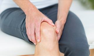 Heal Bad Knees with Hydrogel