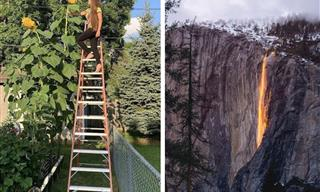 No One Can Stay Indifferent To Mother Nature's Stunts