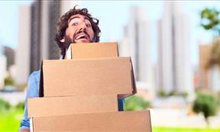 20 Hilarious Home Delivery Fails