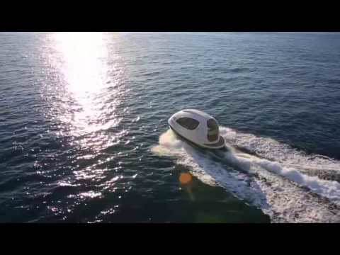 Jet Capsule The Smallest Yacht Youve Ever Seen Wheels Air