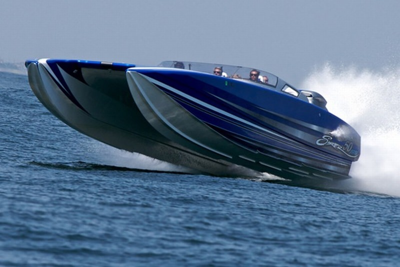 7 of the Fastest Powerboats in the World | Vehicles of