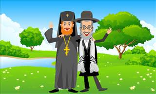 A Priest and a Rabbi Buy a Car