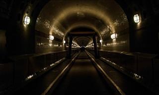 Shenanigans in a Dark Tunnel