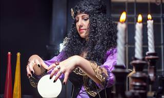 The Fortune Teller and the Bad News