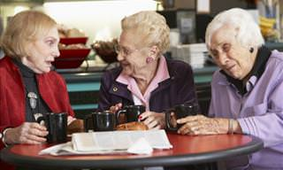 3 Old Ladies and a Memory Problem