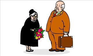 A Widow Receives a Generous Inheritance