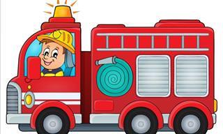 The Firefighting Hero