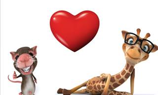 The Mouse and the Giraffe