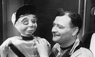 The Young Ventriloquist