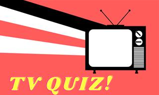 Will You Recognize These TV <b>Shows</b> From a Single Image?