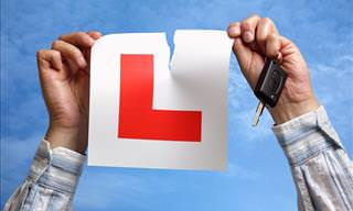 Could You Still Pass a <b>Driving</b> Test Today?