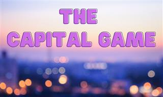 Another Round of the <b>Capital</b> <b>Game</b> Please!