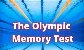 The Olympic Memory <b>Test</b>