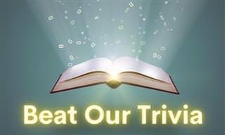 Prepare For a Round of <b>Trivia</b>!