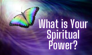 <b>What</b> is <b>Your</b> Spiritual Superpower?