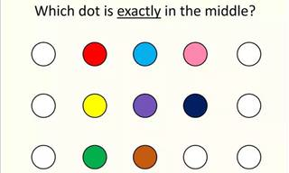 This Colorful Test Will Help You <b>Improve</b> Your Vision
